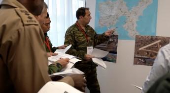 Что изучают генералы и полковники на семинаре SWIRMO?