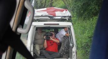 Российские журналисты в Колумбии: путешествие с Красным Крестом