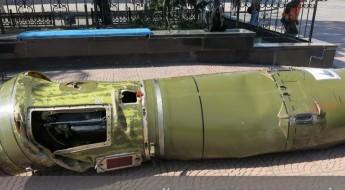 Украина: неразорвавшиеся боеприпасы - затаившаяся опасность