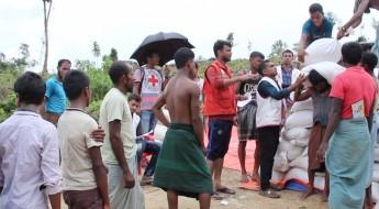 Бангладеш: доставляем помощь беженцам из Мьянмы