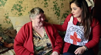 «МККК сделал меня другим человеком»: психолог МККК - о самом сокровенном
