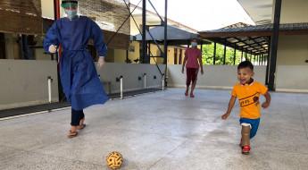 Мьянма: малыш, который нас вдохновил