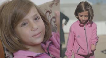 Аиша из Газы: маленькая девочка, которой ничто не помешает мечтать