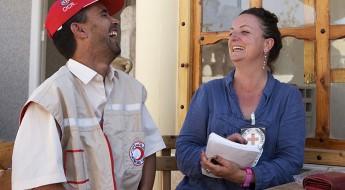 Mouvement Croix-Rouge / Croissant-Rouge : partenaires pour l'humanité