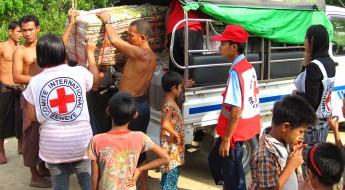 缅甸洪灾:帮助社区恢复