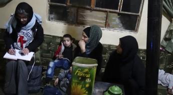 "Сирия: ""Я буду говорить о людях, а не о цифрах"""