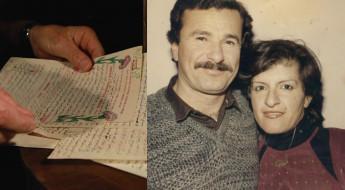 Письма надежды и любви: семья более 30 лет хранит послания Красного Креста