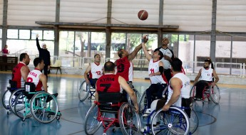 Wheelchair basketball to support Social inclusion in Syria
