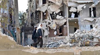 Syria: A glimpse of human suffering in Aleppo