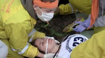 РФ: в Петербурге прошел чемпионат Красного Креста по первой помощи