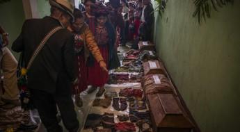 危地马拉:失踪者个人物品为家属提供答案