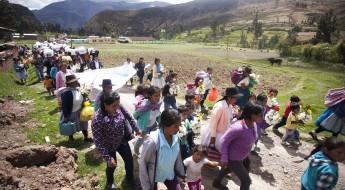Perú: apoyo emocional y psicosocial para los familiares de personas desaparecidas