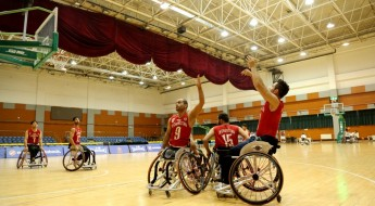 Pains and Gains: Afghan Wheelchair Basketballers Roll beyond Bounds