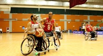 China: Afghan Wheelchair Basketball Team at 2017 IWBF Championships