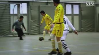 Afeganistão: O futebol faz a diferença