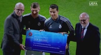 Partenariat UEFA-CICR : le football change des vies en Afghanistan