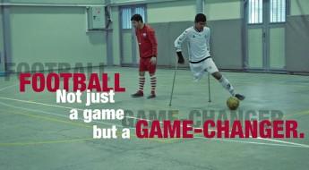 Pogba y la UEFA apoyan a las víctimas de minas antipersonales en Afganistán