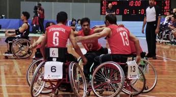 Afghanistan : l'équipe nationale de basket-ball en fauteuil roulant participe à sa première compétition internationale au Japon