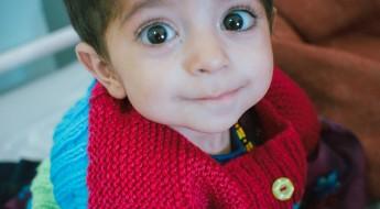 阿富汗:超越我们的行动,为孩子们送温暖