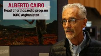 阿富汗的战伤患者:在黑暗中重拾尊严