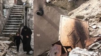 سورية: البقاء على قيد الحياة في مدينة حلب المدمرة