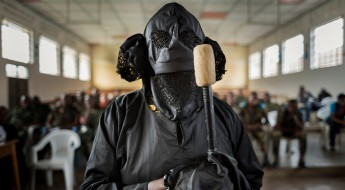 DRC rape trials reportage wins Humanitarian Visa d'Or photo prize