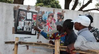 Angola: reencuentro de familiares desplazados por la violencia armada en República Democrática del Congo
