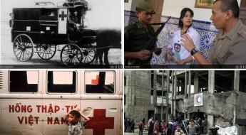Archivos audiovisuales del CICR: ahora abiertos al público