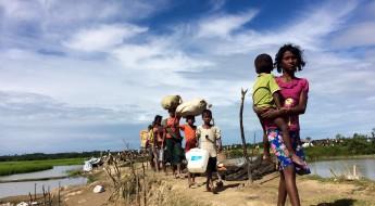 Scaling up the humanitarian response in Bangladesh