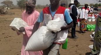 Burkina Faso : assistance pour 1 700 déplacés