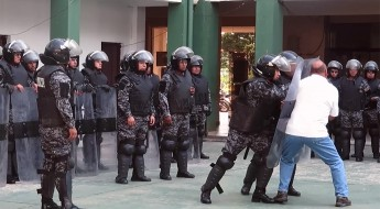 Bolivia: policías se capacitan en reglas de derechos humanos para la función policial