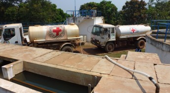 Water for the displaced in Bangui