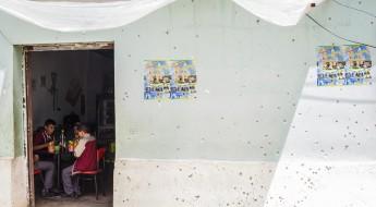 Habitantes del Catatumbo, nororiente de Colombia, tienen la guerra marcada en la piel