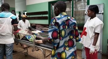 República Centro-Africana: aumento da violência em Bangui dificulta acesso a feridos