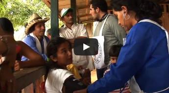 Colombia: River boat health care