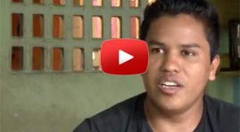 哥伦比亚:勇敢的爆炸物受害者霍尔姆斯