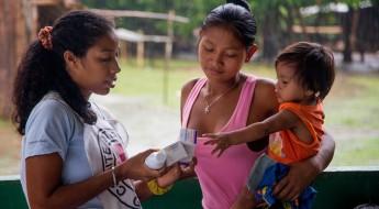 Melhorar as condições de água, saneamento e habitat: essencial para a saúde