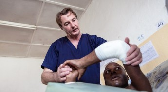 DRC: After the operation, learning to move again