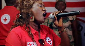 Liberians sing to end stigma against ebola survivors