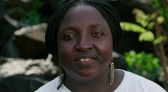 Amy. Sobreviviente de ébola y enfermera.