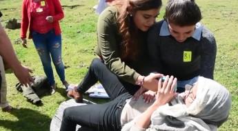 Ecuador: estudiantes compiten en simulación de DIH