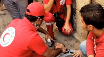 Egypt: Training the Egyptian Red Crescent to respond to emergencies