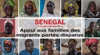 Sénégal : appui aux familles des migrants portés disparus