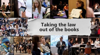 Jean-Pictet Competition: Taking the law out of the books...