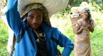 République démocratique du Congo : retour aux champs après le conflit