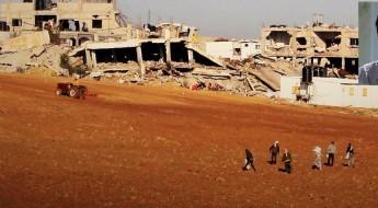 Gaza : convertir des champs de guerre en terres fertiles
