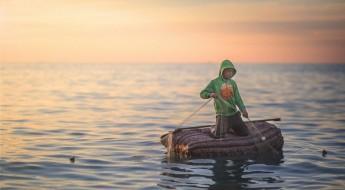 لحظات فرحة يلتقطها مصورون يافعون من غزة