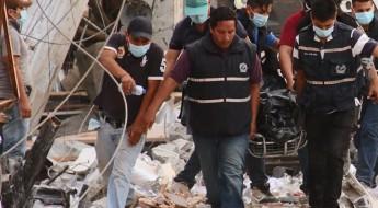 Ecuador: forenses responden a las necesidades humanitarias en el terremoto