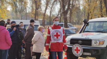 Гуманитарная среда: интернациональная команда из Донецка