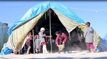Irak: el mayor número de desplazados en 2015